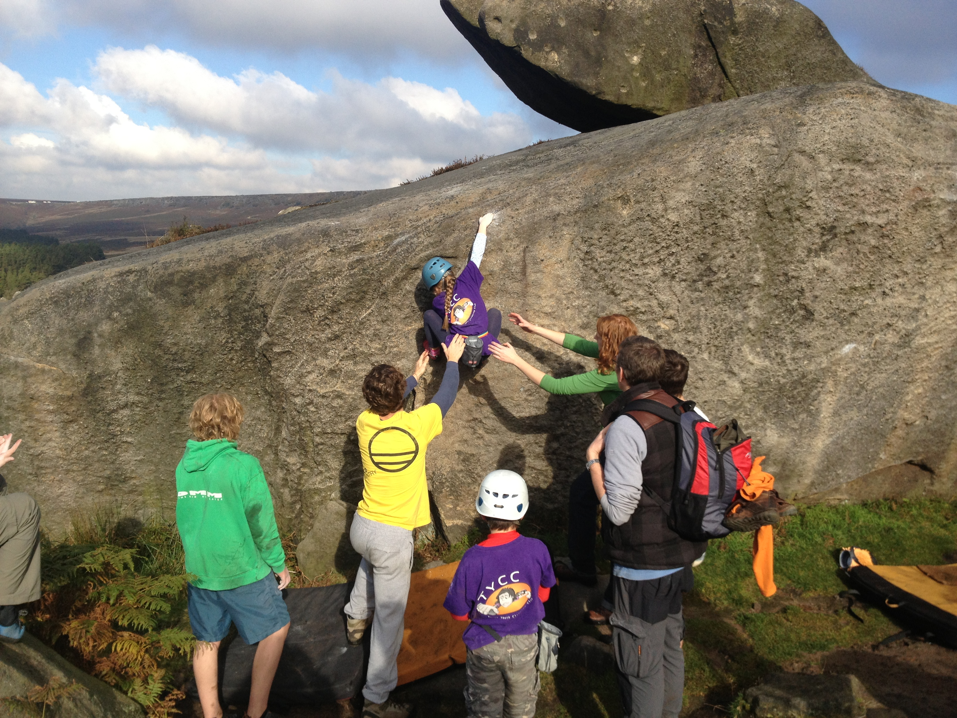 Tower Youth Climbing Club